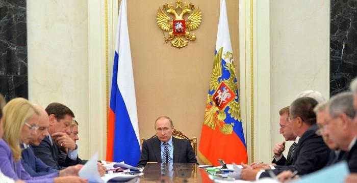 Анатолий Артамонов принял участие в работе президиума Экономического совета при Президенте РФ