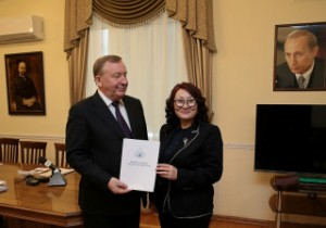Губернатор Александр Карлин: Между Алтайским краем и Монголией активизируются торгово-экономические связи