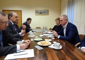 Ульяновская область развивает сотрудничество со Швецией в сфере высоких технологий