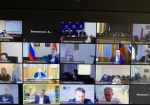 Рустам Минниханов провел онлайн совещание с руководителями регионов – членами АИРР