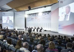 Герман Греф и Анатолий Чубайс определят роль технологической революции в экономике на Гайдаровском форуме в РАНХиГС