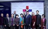 Состоялся официальный визит китайской делегации в Мордовию