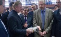 Владимир Городецкий и Анатолий Чубайс посетили производственную площадку ООО «Лиотех-Инновации»