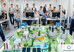 В Сочи определились победители всероссийской командной инженерной Олимпиады НТИ