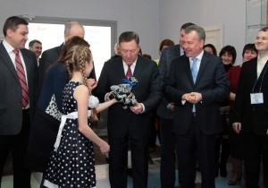 Олег Королев: «Открытие детского технопарка – инвестиция в будущее»