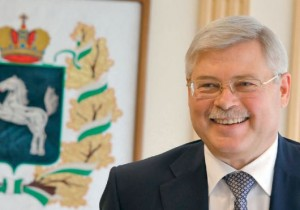 Томский губернатор и президент РАН обсудили научно-технологическое развитие региона