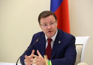 Губернатор Самарской области Дмитрий Азаров принял участие в Гайдаровском форуме