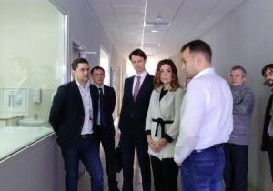 Генеральный директор АСИ Светлана Чупшева посетила индустриальный парк «Заволжье» Ульяновской области