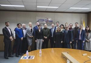 Состоялась бизнес-миссия РВК и АИРР в Республику Корея.