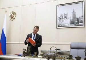 Андрей Никитин представил Дмитрию Медведеву промежуточные итоги реализации ключевых проектов АСИ в 2016 году