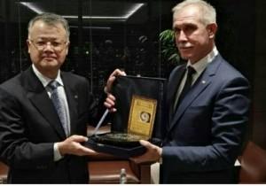 Делегация Ульяновской области во главе с Губернатором Сергеем Морозовым начала работу в Японии