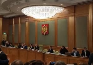Директор АИРР Иван Федотов принял участие в Заседании правительственной комиссии по региональному развитию