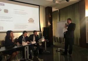 VIII Всероссийская конференция «Развитие системы инфраструктуры поддержки субъектов малого и среднего предпринимательства» в Челябинске