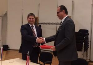 Россия и Австрия обсудили перспективы сотрудничества в сфере технологий и инноваций