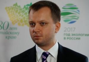 Дмитрий Федорищев: Алтайский край - одна из ключевых точек развития экономики в нашей стране