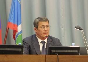 Врио главы Башкирии назначен Радий Хабиров