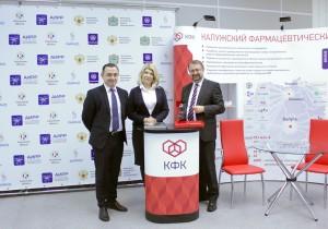 Калужский фармацевтический кластер первым в России получил серебряный сертификат «Cluster Excellence»