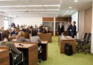 U-NOVUS 2017. Круглый стол АИРР «Инновационные кластеры - лидеры: управление кластером»