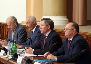 Олег Королев: «Работу по развитию инвестиционного потенциала Липецкой области необходимо продолжать»