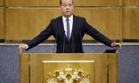 Медведев вновь возглавил правительство России