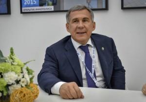 Рустам Минниханов: За последние 7 лет в Татарстан привлечено около $9 млрд иностранных инвестиций