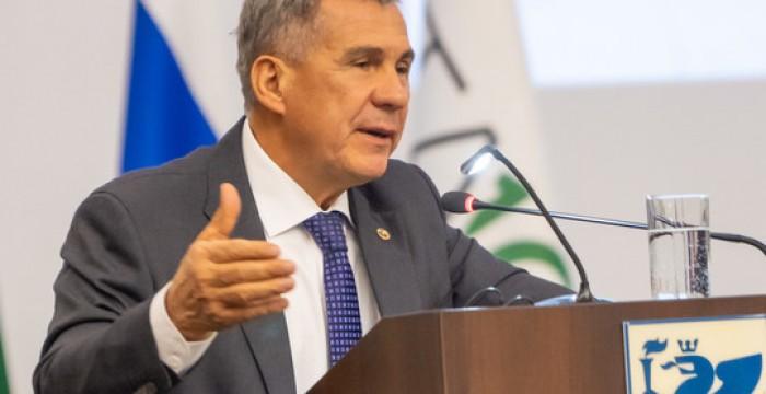 Иван Федотов принял участие в расширенной коллегии по итогам года в Минэкономики Республики Татарстан