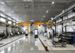 При поддержке Минпромторга России в Перми открылся новый станкостроительный завод