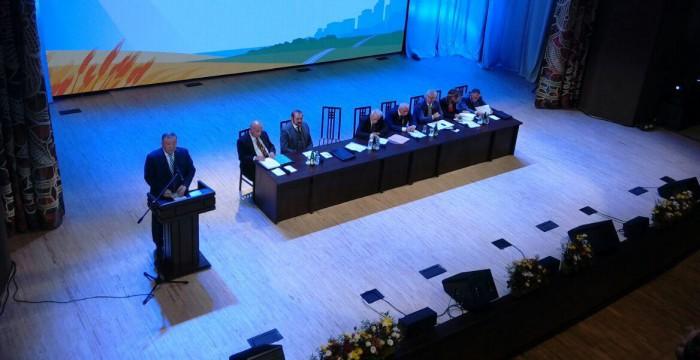 Научные разработки малых инновационных компаний представили на VII Cтолыпинской конференции