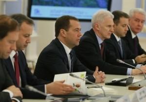 Дмитрий Медведев: частные инвестиции в «Сколково» сопоставимы с бюджетными