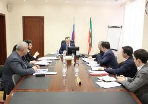 В Министерстве экономики Республики Татарстан состоялось встреча с резидентами промышленной площадки «Зеленодольск»