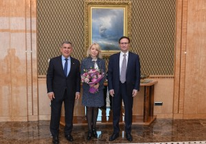 Состоялась встреча Рустама Минниханова и руководителя Ростехнадзора Алексея Алешина