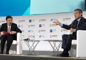 Николя Саркози: «Россия снова стала сверхдержавой, и это заслуга Президента Владимира Путина»
