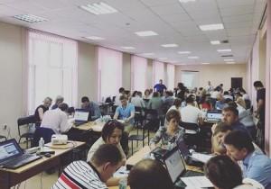В Дальневосточном институте управления состоялся запуск игры-симулятора по управлению регионом