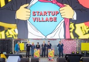 В Сколково открылось главное стартап-событие года