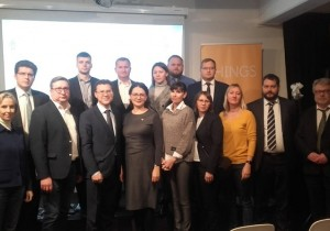 Бизнес-миссия представителей регионов АИРР в Швецию. День второй
