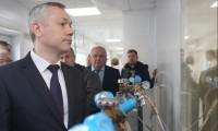 Андрей Травников: Будущее Новосибирской области связано с развитием высокотехнологичных предприятий