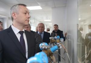 """Новосибирская область может стать """"пилотом"""" для научных территорий в России"""