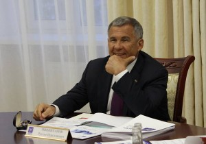 Президент Татарстана провёл заседание очередного Общего собрания членов АИРР